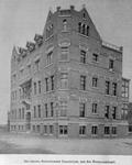 XIX-36 Het Rotterdams Sanatorium aan de Heemraadssingel.