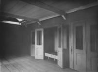 XIX-62 Bedstedezolder van het voormalig Pest- en Dolhuis aan de Hoogstraat.
