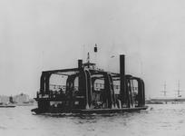 XVII-92-14-01 Wagenveer op de Nieuwe Maas.
