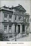 XXI-35-2 Museum Boijmans/Schielandshuis aan de Korte Hoogstraat.