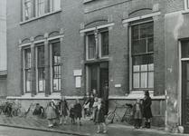 XXIII-177-01 Het Crooswijks Volkshuis aan de Van Reynstraat