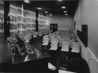 XXIII-86-01 Concertzaal van Joh. de Heer aan de Oostzeedijk.