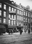 XXV-180-1-EN-2 Huizen in de Diergaardelaan.Afgebeeld van boven naar beneden:-1: nummer 12, De Telegraaf tot aan nr. 18, ...