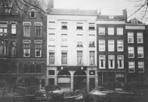 XXV-266-01 Het Haagseveer met o.a. schildersbedrijf Vianen en de Zuid-Hollandsche Bierbrouwerij.