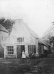 XXXI-319 Huis aan de 's-Gravenweg.Kantoor van de katoendrukkerij Non Plus Ultra geweest.