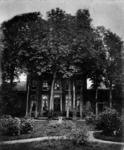 XXXI-335 Woonhuis van de katoendrukker Pieter Barbet aan de 's-Gravenweg.