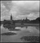 2425 Museumpark richting Museum Boijmans van Beuningen.