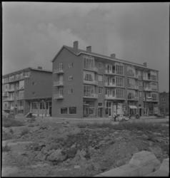 2469 Woningen aan de Frits Ruysstraat.
