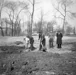 42-BO Spitten in Park Rozenburg.