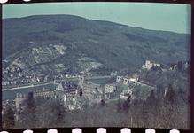 124 Vakantiefoto van de familie Boske, Schloss Heidelberg in Duitsland.