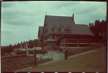 127 Vakantiefoto van de familie Boske in België.