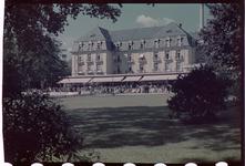137 Vakantiefoto van de familie Boske in België.