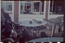 157 Vakantiefoto van de familie Boske in België.