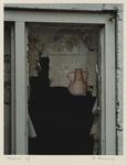 1356 Woningen in het Witte Dorp zijn vervallen en verlaten. Uit een serie over de sloop van het Witte Dorp.