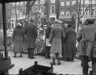 2002-1631 De bloemenmarkt aan de Goudsesingel.