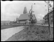 2002-1644 De Statensingel met de Prinsekerk op de achtergrond.