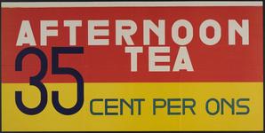 944-02_62_1-1 Reclame voor Afternoon tea, thee van Van Nelle.