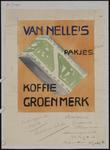 944-02_90_5 Reclame voor Van Nelle's Groenmerk koffie.
