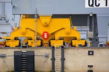 MR-93 Detailfoto van de RWG Terminal