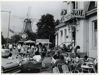 1970-1415 Holland Popfestival van 26 t/m 28 juni 1970 in het Kralingse bos in Rotterdam. Perscentrum voor het ...