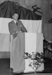 1972-765 Toespraak tijdens een bijeenkomst van de NSB in het Beurscafé.