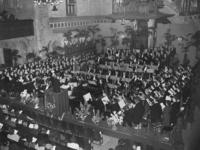 1988-1193 Concert ter gelegenheid van het 80-jarig bestaan van de Koninklijke Christelijke Oratorium Vereniging ...