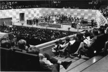 XXXIII-1689 Deelnemers van vijf jeugdevangelisatieverenigingen, Jong Nederland voor Christus, de Navigators, de ...