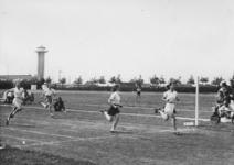 XXXIII-599-01 De nationale atletiekkampioenschapen op het sportcomplex Nenijto, georganiseerd door de Rotterdamse ...