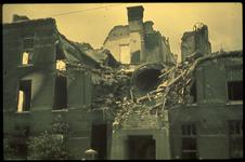 1978-2709 Ruines van het Ooglijdersgesticht aan de Oostmolenwerf.