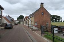 52 Het gebouw van de Oudheidkamer aan de Pastoriedijk in Pernis.