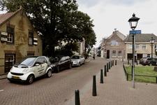 57 De Uiterdijk, hoek Nieuwedijk in Pernis.