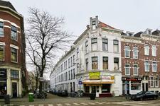 82 De Vinkenstraat in Rotterdam Noord, gezien vanaf de Benthuizerstraat.