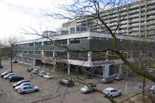 94 Het gebouw van het Stadsarchief Rotterdam aan de Hofdijk.
